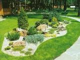 Придомовая территория, ландшафт и садовый участок