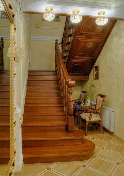 Лестница классик