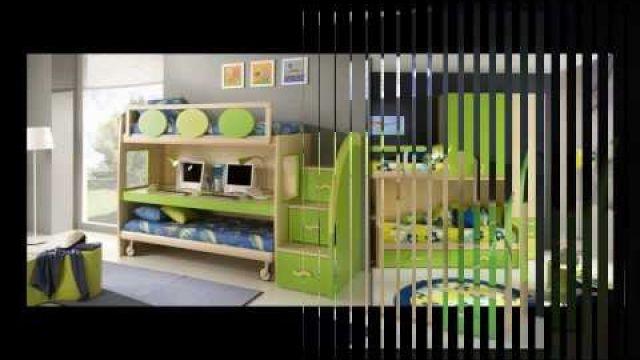 Дизайны детских комнат - новинки