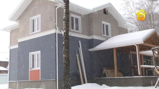 Энергоэффективный дом по стандарту пассивного домостроения