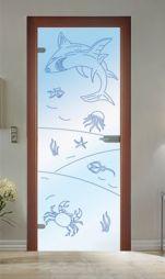 Стеклянные двери NewGlas