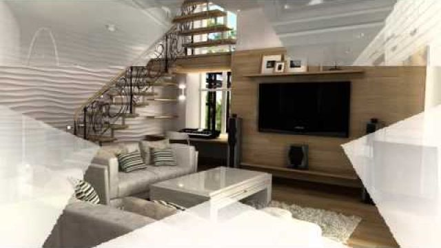 Дизайны интерьера гостиной - новые идеи