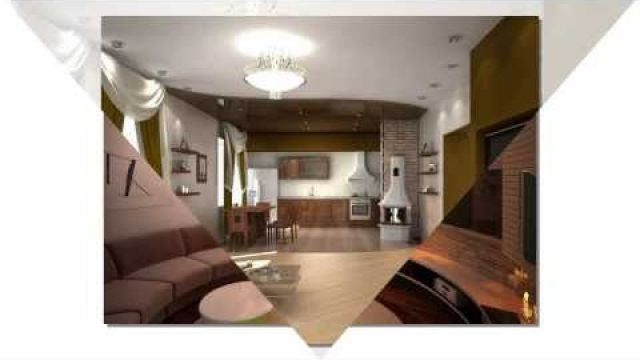 Зал, или общая комната - идеи